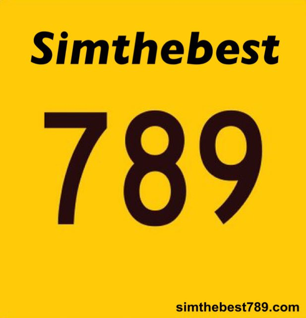 SIMTHEBEST789 เบอร์มังกร 789 เบอร์ 789 เบอร์หงส์ 289 เบอร์ท้าย 56 65 เบอร์มงคล เบอร์สวย เฮงเฮง www.simthebest789.com